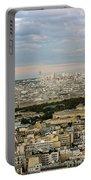 Paris City View Portable Battery Charger