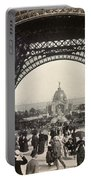 Paris Exposition, 1889 Portable Battery Charger