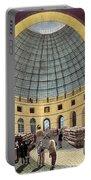 Paris: Halle Au Ble, C1785 Portable Battery Charger