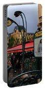 Paris Metro 1 Portable Battery Charger