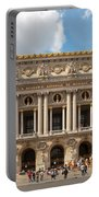 Paris Opera House Portable Battery Charger
