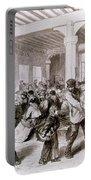 Paris: Pawnbroker, 1868 Portable Battery Charger