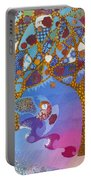 Park Guell. General Impression. Portable Battery Charger