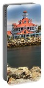 Parker's Lighthouse Charm Portable Battery Charger