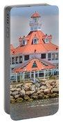 Parker's Lighthouse Shoreline Village Portable Battery Charger