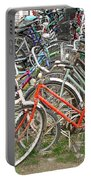 Parking Bicycles In Mako Portable Battery Charger