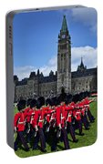Parliament Building Ottawa Canada  Portable Battery Charger
