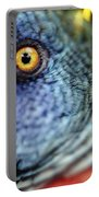 Parrot, Close Up Portable Battery Charger