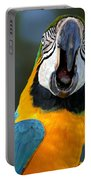 Parrot Squawking Portable Battery Charger