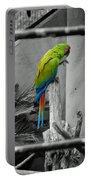Parrott Thro The Cage Portable Battery Charger