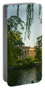 Parthenon At Nashville Tennessee 12 Portable Battery Charger
