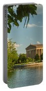 Parthenon At Nashville Tennessee 13 Portable Battery Charger