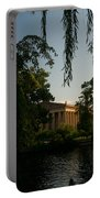 Parthenon At Nashville Tennessee 14 Portable Battery Charger
