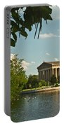 Parthenon At Nashville Tennessee 2 Portable Battery Charger
