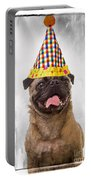 Party Animal Portable Battery Charger by Edward Fielding