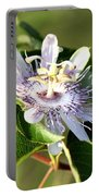 Passion Flower - May Pop Bloom Portable Battery Charger