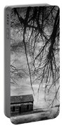 Past The Woods Portable Battery Charger