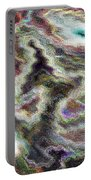 Pastel Art Portable Battery Charger