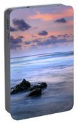 Pastel Tides Portable Battery Charger