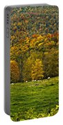 Pastoral Painted Portable Battery Charger
