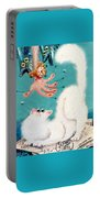 Pat That Cat Portable Battery Charger