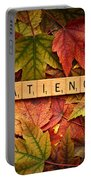 Patience-autumn Portable Battery Charger