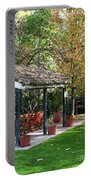Patio Dining Madrid Portable Battery Charger