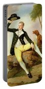 Patrick Heatly Portable Battery Charger by Johann Zoffany