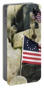 Patriot Cemetery Portable Battery Charger