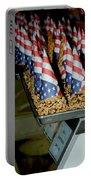 Patriotic Treats Virginia City Nevada Portable Battery Charger by LeeAnn McLaneGoetz McLaneGoetzStudioLLCcom