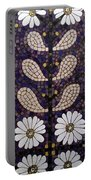 Patterns Of The Past Portable Battery Charger