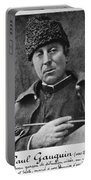 Paul Gauguin Portable Battery Charger