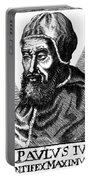 Paul Iv (1476-1559) Portable Battery Charger