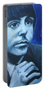 Paul Mccartney Portable Battery Charger