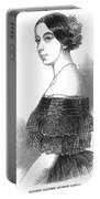 Pauline Viardot-garcia Portable Battery Charger