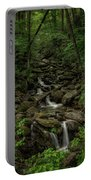 Peaceful Cascade Portable Battery Charger