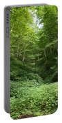 Peaceful Forest Portable Battery Charger