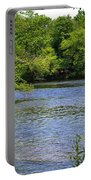 Peaceful River Portable Battery Charger