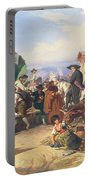 Peasants Of The Campagna Portable Battery Charger