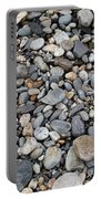 Pebble Beach Rocks, Maine Portable Battery Charger