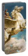 Pegasus The Winged Horse Portable Battery Charger