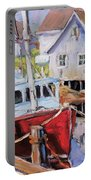 Peggy S Cove 02 By Prankearts Portable Battery Charger