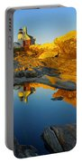 Pemaquid Point Reflection 2 Portable Battery Charger