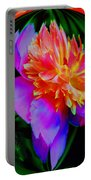 Peony Flower Energy Portable Battery Charger