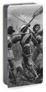 Pequot War, 1636-3 Portable Battery Charger