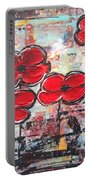 Perfect Poppies Portable Battery Charger