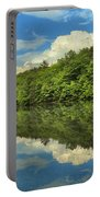 Perfect Reflections Portable Battery Charger by Adam Jewell