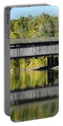Perrine's Covered Bridge Portable Battery Charger