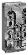 Peru: Jesuit Church, 1869 Portable Battery Charger