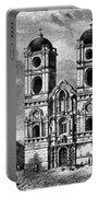 Peru: Jesuit Church, 1869 Portable Battery Charger